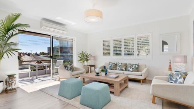 Tina Chalabian buys Manly sub-penthouse