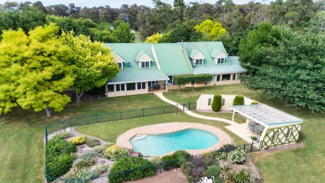 Race car veteran Barry Graham sells Charlotte Park house in NSW Southern Highlands