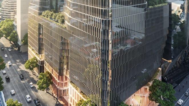 Charter Hall unveil plans for $1.5 billion 555 Collins redevelopment