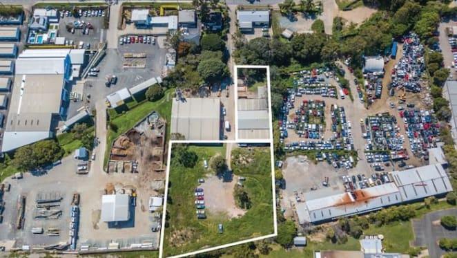 $3.5 million for Chermside warehouse property