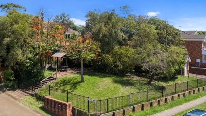 Cherrybrook, NSW mortgagee corner block sold