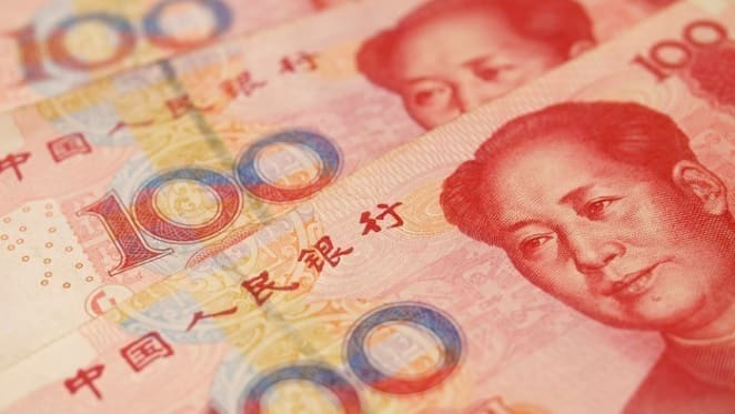New dwelling price increases for December in China