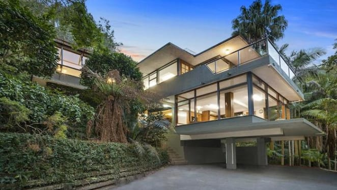 Church Point Mid-century modern house sold by Wiseberry