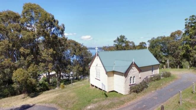 Heritage listed Bungwahl church attracting interest