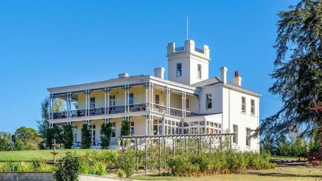 Tasmanian Italianate treasure Claremont House hits the market