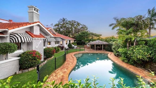 Highgate, Clayfield's historic 1920s Spanish mission home, set for auction