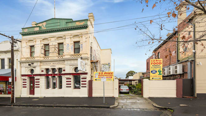 Grand former 1880s Clifton Hill bank sells for $4.5 million