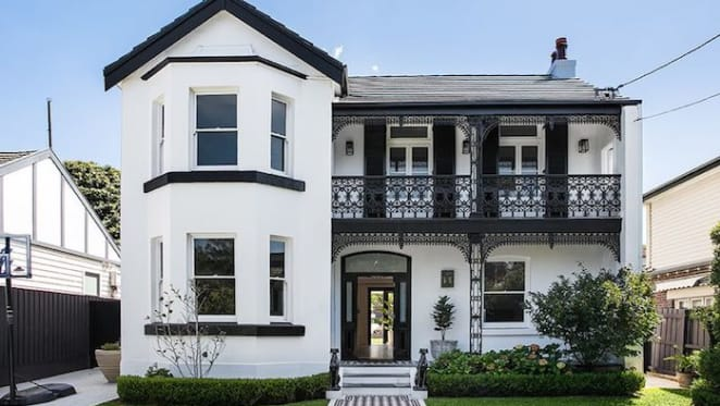 Former Home And Away actor and producer couple trade in Coogee for Clovelly