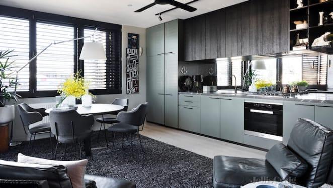 Peel Street, Collingwood loft apartment for auction