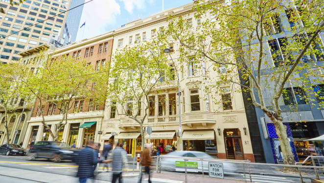 Athenaeum Club tempts global retailers with prized Collins St offering
