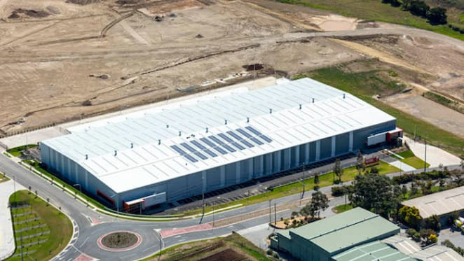 Phoenix Transport and Survitec move into 6 Star Green Star Horsley Drive Business Park