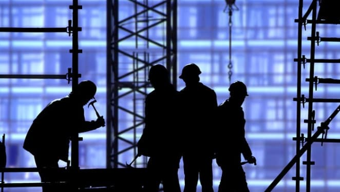 Total construction work fell by 4.9 percent in Q3: Westpac's Andrew Hanlan