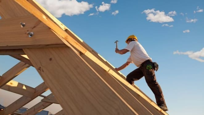 Encouraging rebound in dwelling approvals, but how many will end up being constructed?