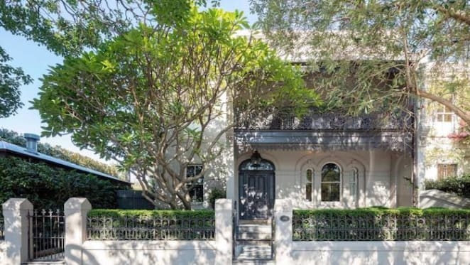 Ben Collier sells Corinth, the Woollahra trophy home 10 days pre-auction