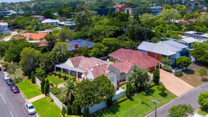Lions legend Michael Voss lists Coorparoo home
