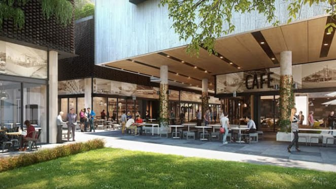 New Coorparoo Square precinct signs up ALDI among retail tenants