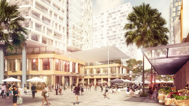 Burwood's future takes shape with new development project