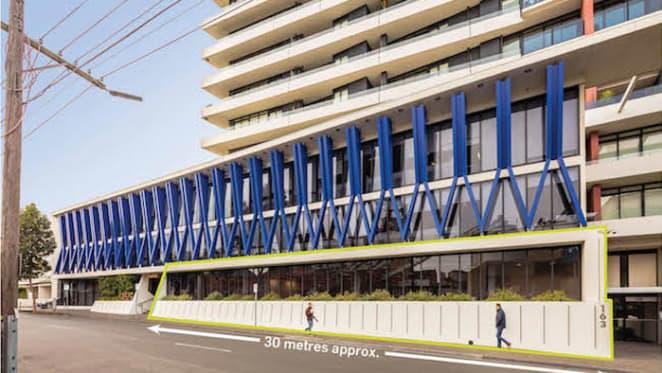 Largest Cremorne, Melbourne office floor sold for $3.15 million