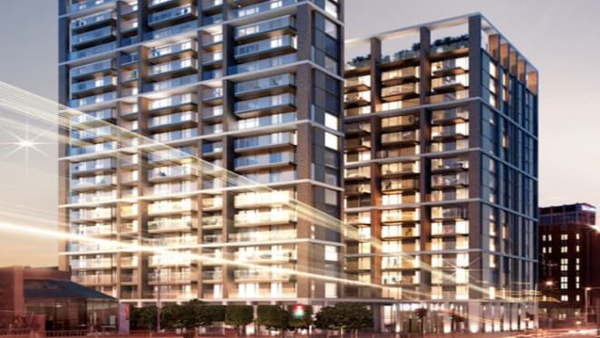 44 storey London apartment block set for modular construction