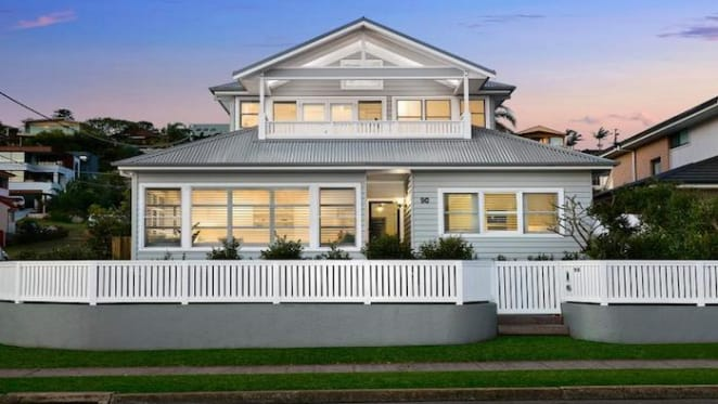 Channel Nine's James Bracey scores North Curl Curl purchase