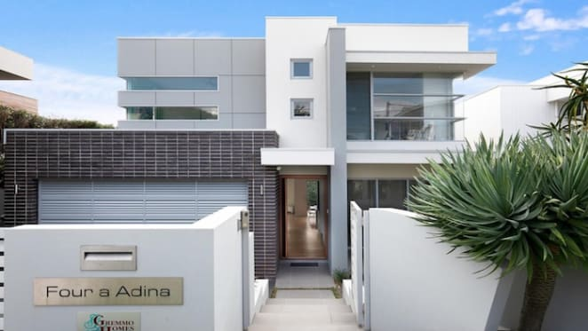 Gremmo Homes-designed Curl Curl house listed