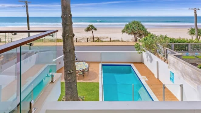 Pacific Parade, Currumbin trophy home sold at $4.5 million