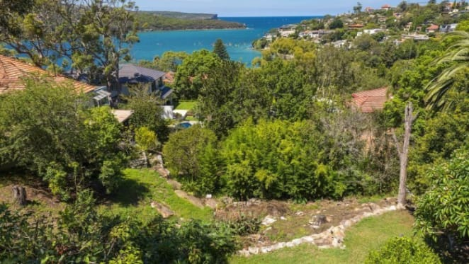Yet to be completed Mosman trophy home listed with $12.5 million hopes