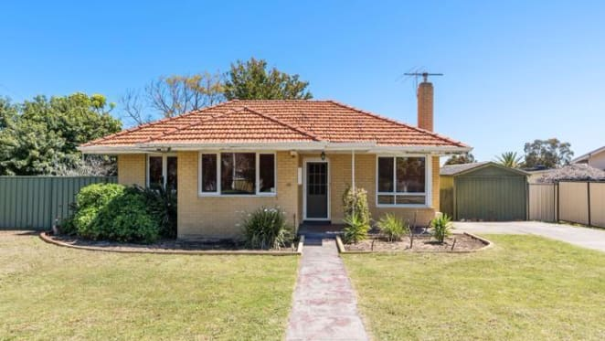 Cooby Cottage, Coolbellup, WA sold by mortgagee