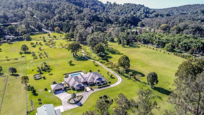 Sunland Group founder buys in Gold Coast hinterland