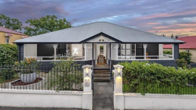 $1.25 million sale of 1900s Woolloongabba Queenslander