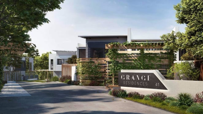 JGL's Brisbane townhouse project Grange Residences selling well