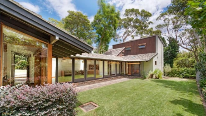 1972 Philip Cox-designed Woolwich home sold