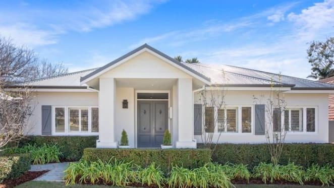 Parker and Co retail boss Christian Tana lists Perth home