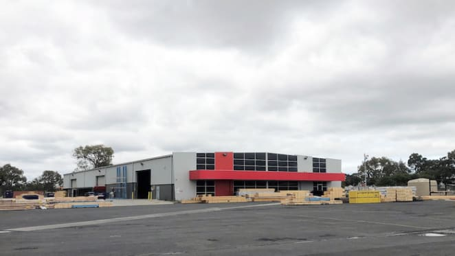 Ladher Express make off market Dandenong South warehouse purchase