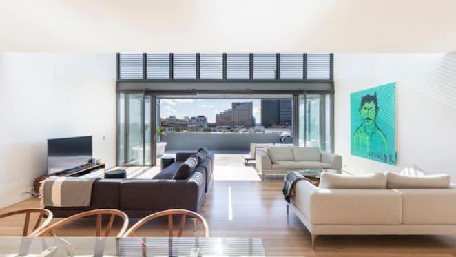 Deloitte executive John Meacock flips Darlinghurst apartment