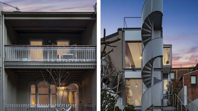 Architecturally redesigned Darlinghurst terrace sold