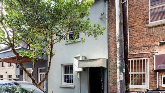 Derelict Darlingurst terrace sells at $1.75 million