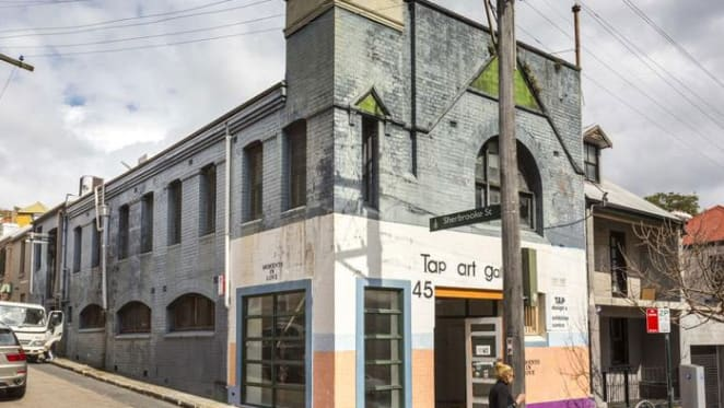 Potential Darlinghurst residential warehouse conversion for sale
