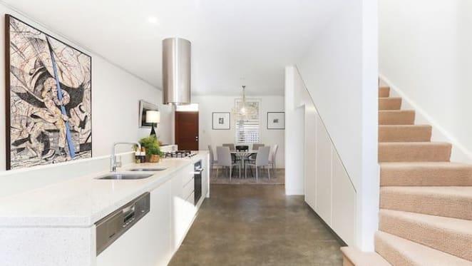 Jarryd Hayne cuts Darlinghurst terrace asking price