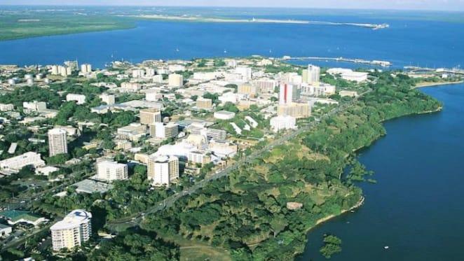 How a tropical city like Darwin can regain its cool