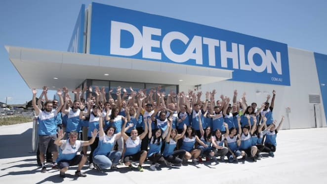 Global sports retail giant Decathlon to expand to Victoria