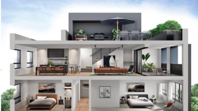 Yarra Bend dwelling design tackling inner-city housing affordability
