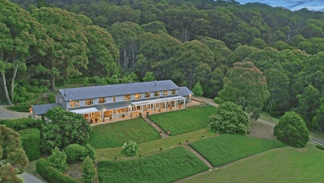 Late radio star Clive Stark's former Mount Macedon home listed