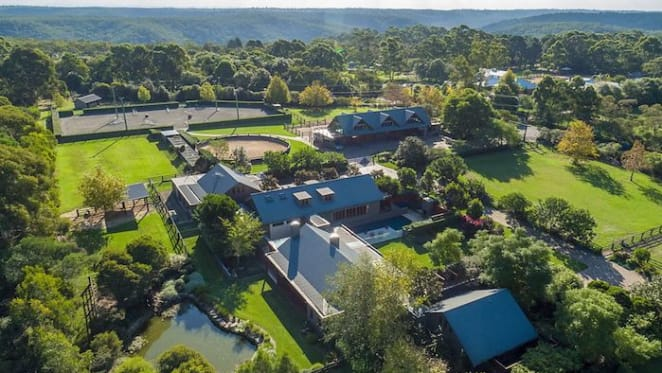 Duffys Forest equestrian estate sold after longtime $10 million listing