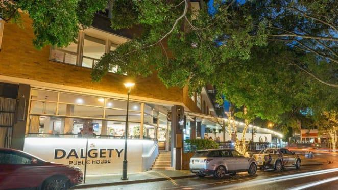 Dalgety Public House gastropub in Teneriffe sold to NSW investor