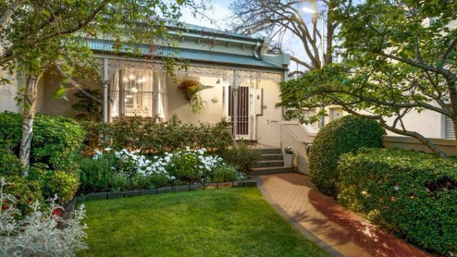 Musk Farm buyers sell in East Melbourne