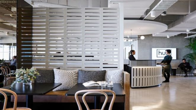 Bates Smart completes new co-working space in East Melbourne