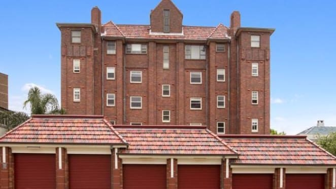 Eynesbury, the tightly held art deco Edgecliff apartment block sold for $33.25 million