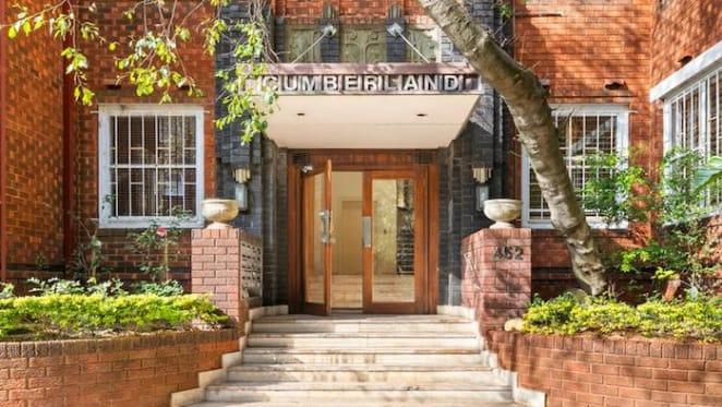 Edgecliff apartment of late actor Carmen Duncan sells