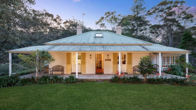 Ventnor, one of Pittwater's oldest homes for sale